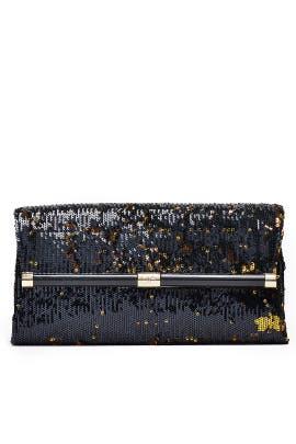 Sequined Envelope Clutch by Diane von Furstenberg Handbags