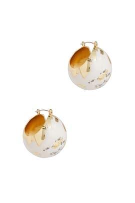 Keel Earrings by Rachel Comey Accessories