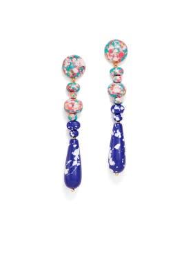 Copacabana Earrings by Lele Sadoughi