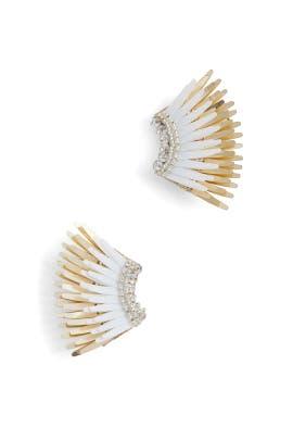 Mini Madeline Earrings by Mignonne Gavigan
