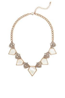 Gatsby Deco Necklace by Slate & Willow Accessories