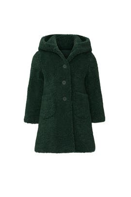 Kids Chenille Coat by Il Gufo Kids