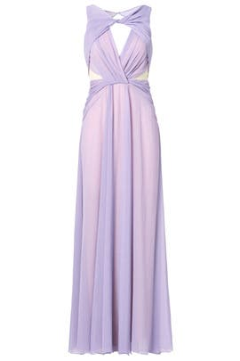 Pastel Petunia Gown by Badgley Mischka
