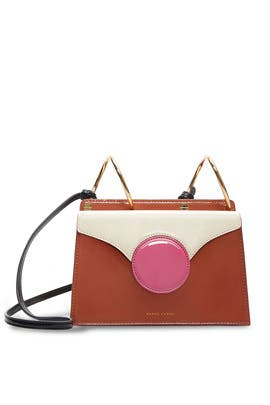 Rosewood Mini Phoebe Bag by Danse Lente