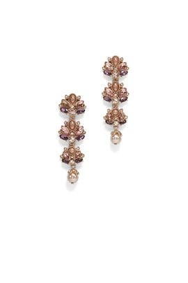 Wishing Well Drop Earrings by Marchesa Jewelry