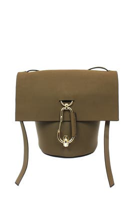 Gothic Olive Belay Crossbody by ZAC Zac Posen Handbags
