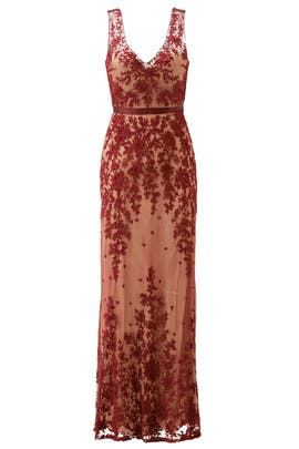 CATHERINE DEANE. Read Reviews. Red Amira Gown.  340 to buy ef6e9e909