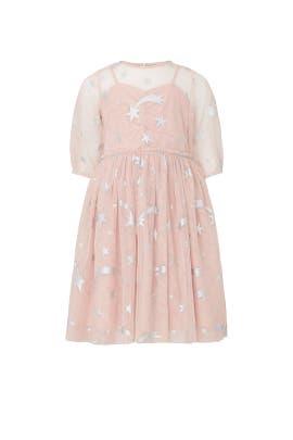 Kids Foil Stars Dress by Stella McCartney Kids