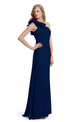 4306f57dff1 Carmen Marc Valvo Major Moment Gown