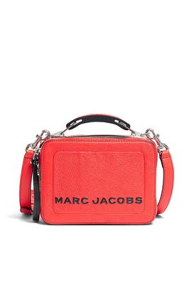 The Geranium Box 20 Crossbody by Marc Jacobs Handbags