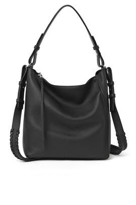 Black Kita Bag by AllSaints