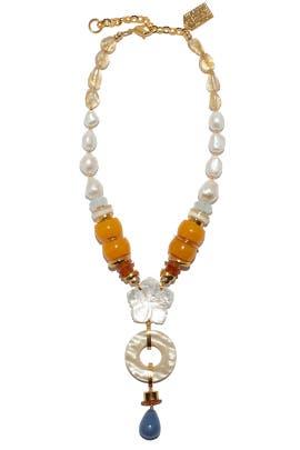 Capri II Necklace by Lizzie Fortunato