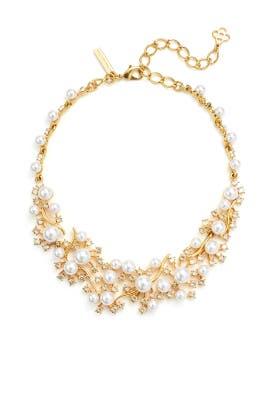Scattered Necklace by Oscar de la Renta