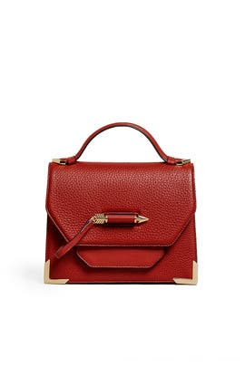 Paprika Keeley Satchel by Mackage Handbags