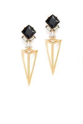 Campbell Earrings by Ella Carter