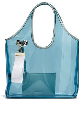 Icy Blue Jay Tote by See by Chloe Accessories