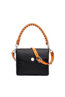 Black Camo Atlas Shoulder Bag by rag & bone Accessories