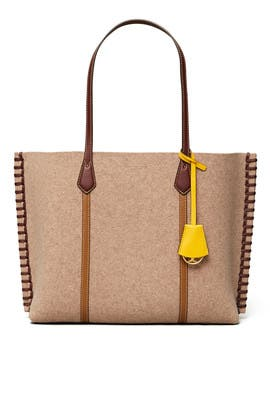 Fawn Perry Felt Tote by Tory Burch Accessories