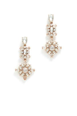 Snowy Nights Earrings by kate spade new york accessories