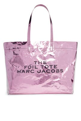 Foil Tote by Marc Jacobs Handbags