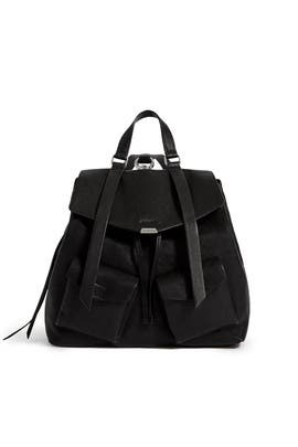 Tower Leather Backpack by AllSaints