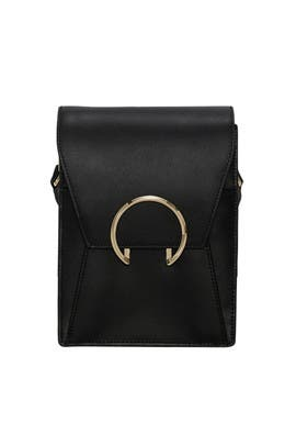 Large Ring Crossbody by Liebeskind