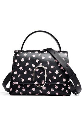 Floral Alix Mini Top Handle Satchel by 3.1 Phillip Lim Accessories