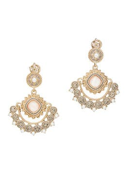 Sweet Escape Drop Earrings by Marchesa Jewelry