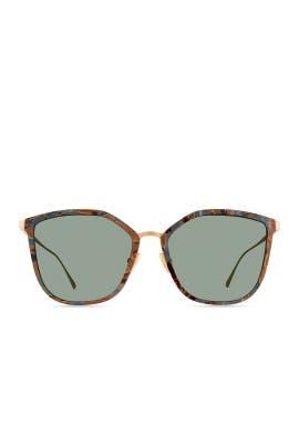 Marble Nicole Sunglasses by DEREK LAM Sunglasses