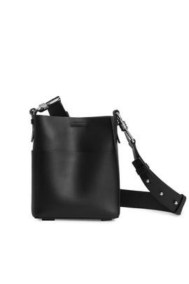 Captain Leather NS Crossbody by AllSaints