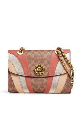 Patchwork Parker Shoulder Bag by Coach Handbags
