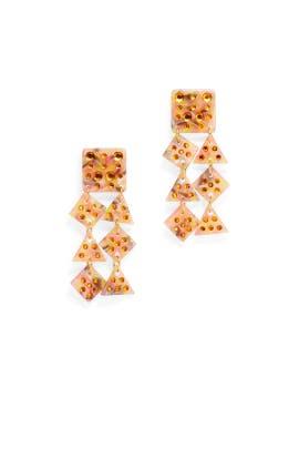 Spotlight Chandelier Earrings by Lele Sadoughi