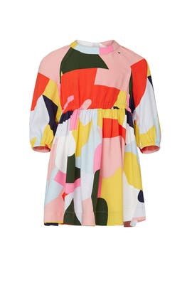 Kids Colorblock Dress by Stella McCartney Kids