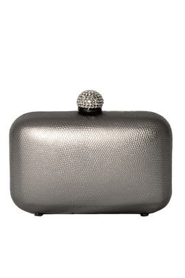 Metallic Fiona Minaudiere by Inge Christopher