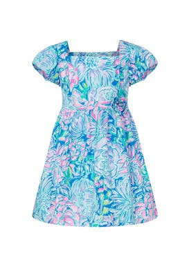 Kids Evelyn Dress by Lilly Pulitzer Kids