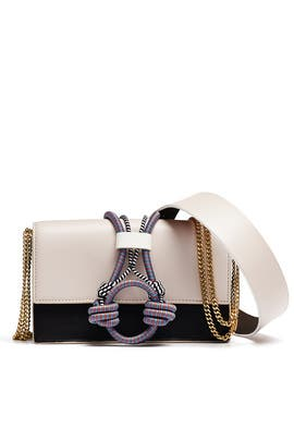 Black Soiree Crossbody by Diane von Furstenberg Handbags