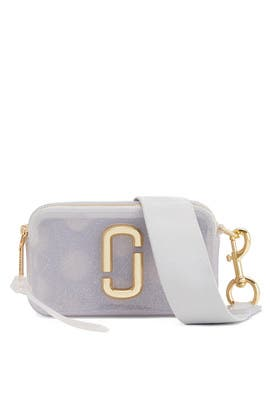 Jelly Glitter Snapshot Crossbody by Marc Jacobs Handbags