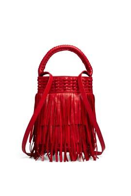 Scarlet Bucket Bag by Cleobella Handbags
