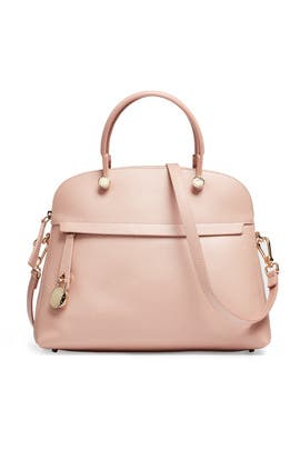 Moonstone Piper Dome Bag by Furla