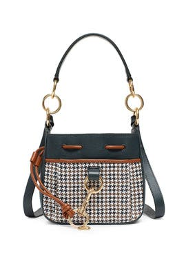 Nightfall Green Bucket Bag by See by Chloe Accessories