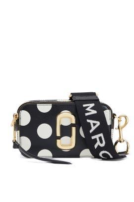 Polka Dot Snapshot Crossbody by Marc Jacobs Handbags