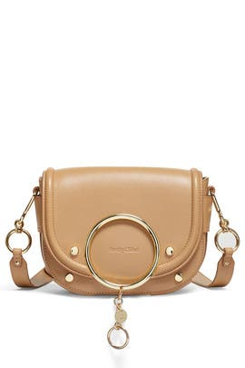 Coconut Brown Crossbody by See by Chloe Accessories