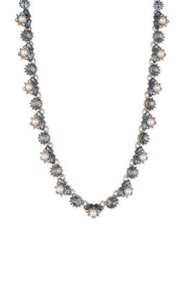 Crystal Kensington Necklace by Marchesa Jewelry