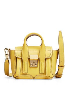 Pineapple Pashli Nano Satchel by 3.1 Phillip Lim Accessories