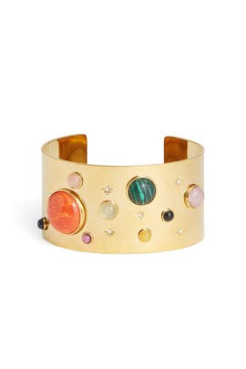 Multi On The Rocks Celestial Cuff by kate spade new york accessories