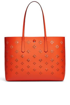Molly Perforated Large Tote by kate spade new york accessories