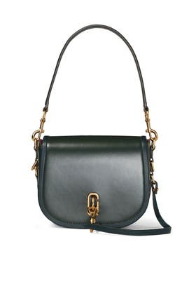 The Olive Saddle Bag by Marc Jacobs Handbags