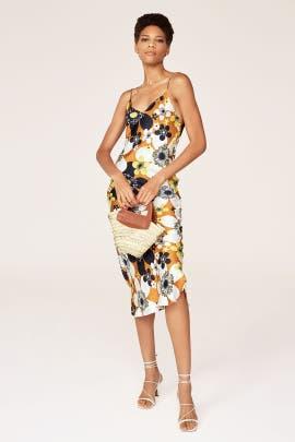 Floral Corinna Dress by Dodo Bar Or