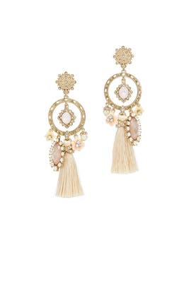 Moment In The Sun Earrings by Marchesa Jewelry