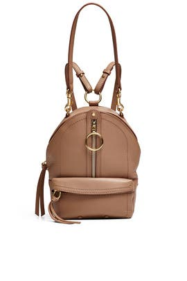 343fc170cbc42 Nougat Milo Backpack by See by Chloe Accessories for $65   Rent the ...